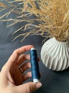 Bio Bündchen dunkelblau