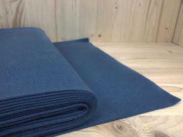 Bio Bündchen dusty indigo blau