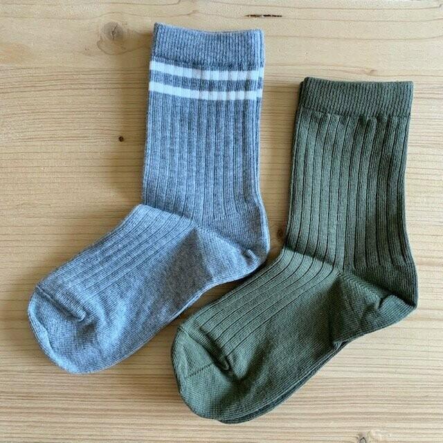 Socken mp Denmark grau meliert
