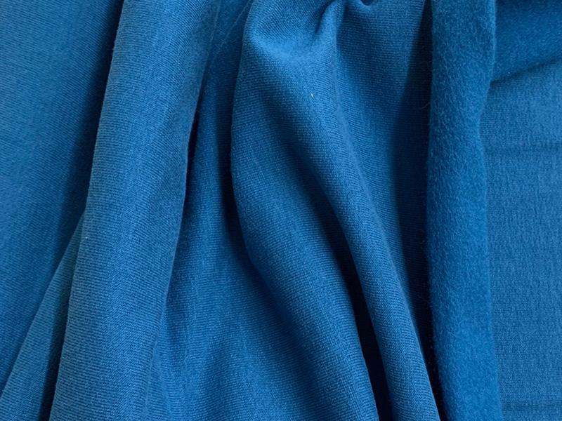 Bio Kuschelsweat royal blau