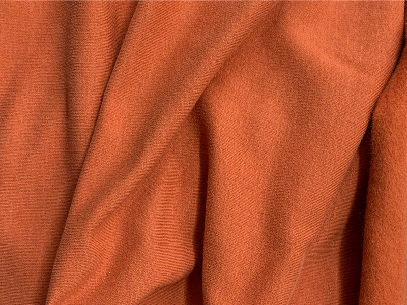 Bio Kuschelsweat orange