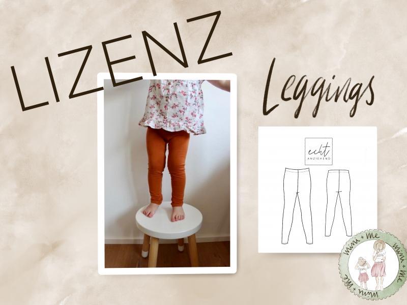 Leggings Mini-Me Lizenz