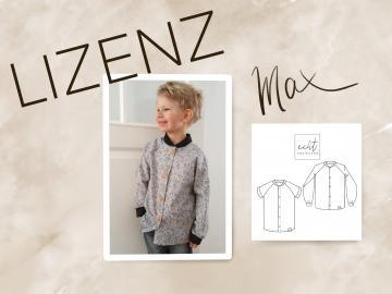 Max Hemd Lizenz