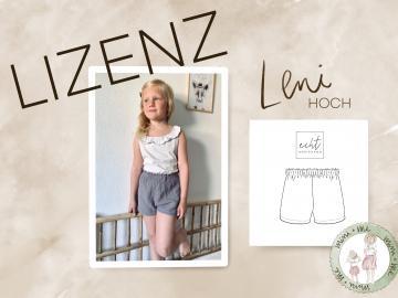 Leni Shorts (hoch) Mini-Me Lizenz