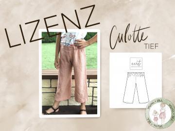 Culotte (tief) Mini-Me Lizenz