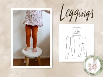 Leggings Schnitte Sparpaket