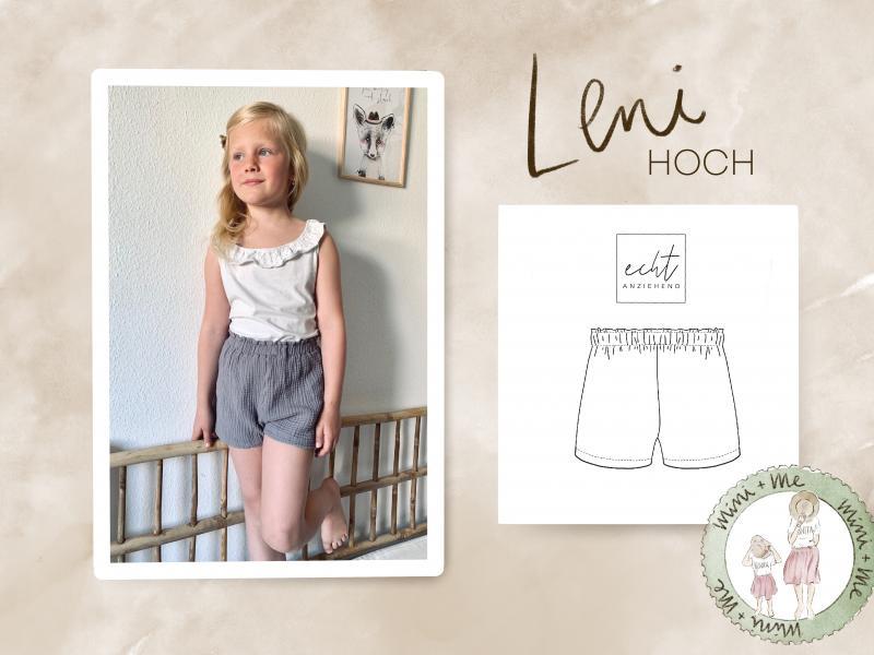Leni Shorts (hoch) Schnitte Sparpaket