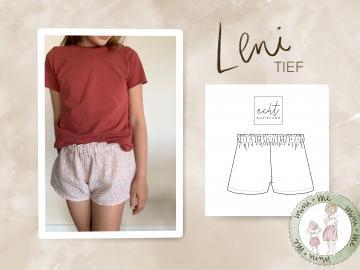 Leni Shorts (tief) Schnitte Sparpaket