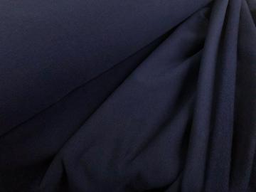 Bio Kuschelsweat marineblau