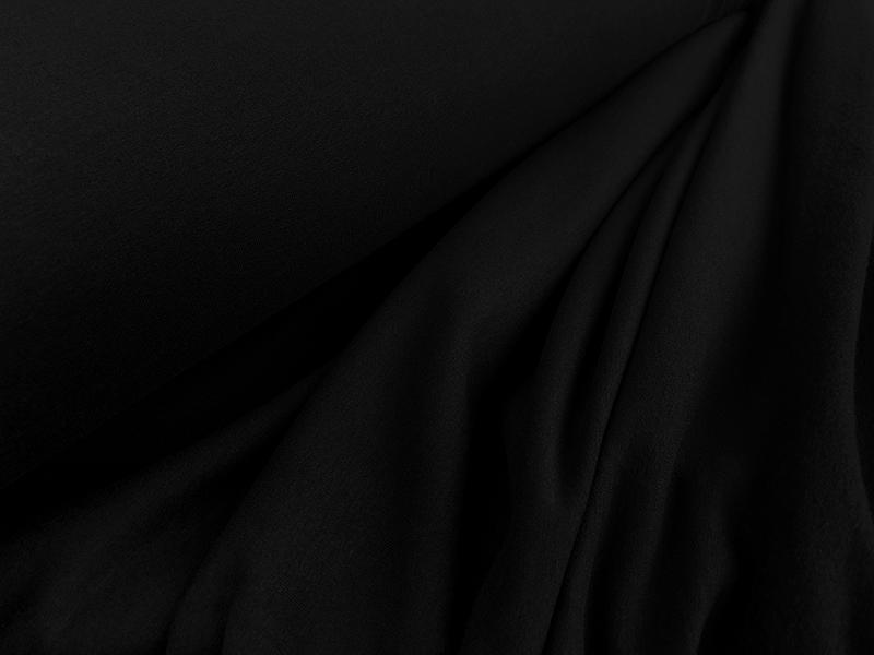 Bio Kuschelsweat schwarz