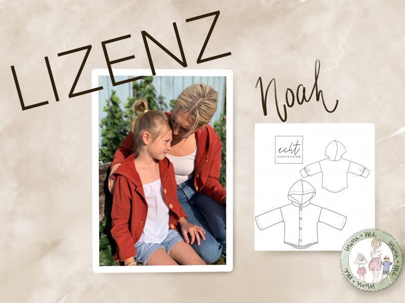 Noah Mini-Me Lizenz