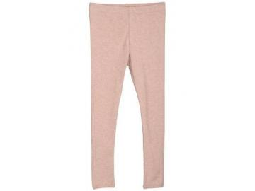 Bio Leggings  rauch rosa