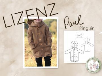 Paul Pinguin Mini-Me Lizenz