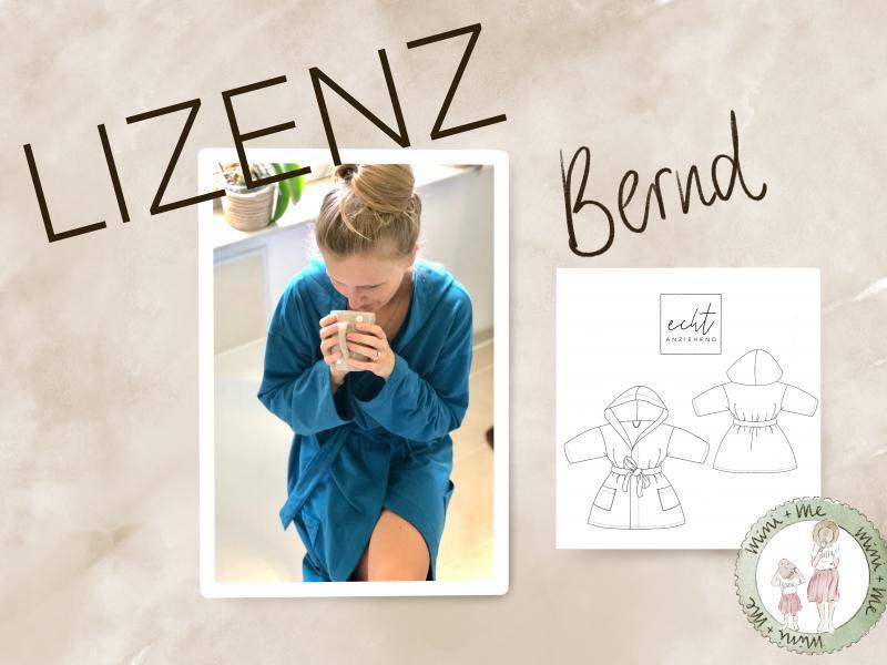 Bernd Mini-Me Lizenz
