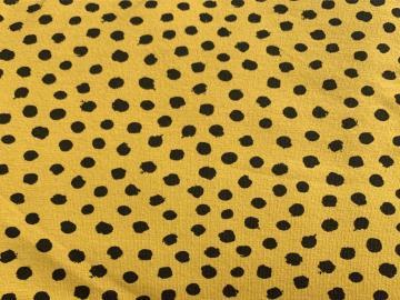 Bio Jersey gelb Punkte