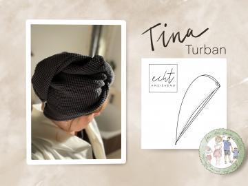 Tina Turban Haarhandtuch