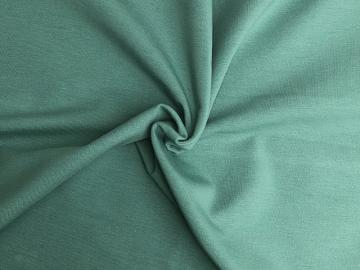 Bio Jersey dunkel dusty mint