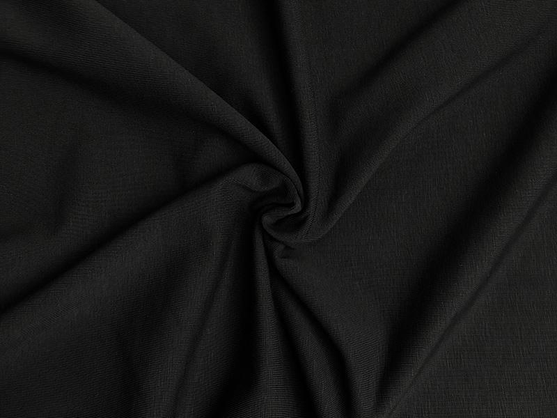 Bio Jersey schwarz