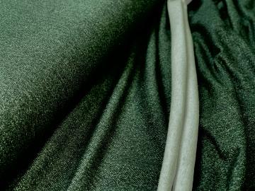 Bio French Terry Jeans optik grün