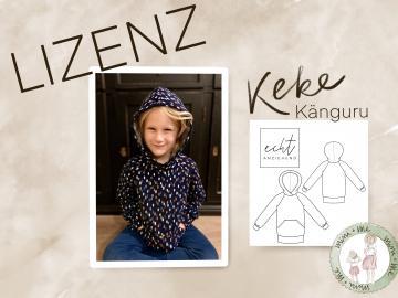 Keke Mini-Me Lizenz