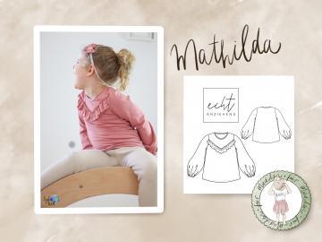 Mathilda Rüschenoberteil