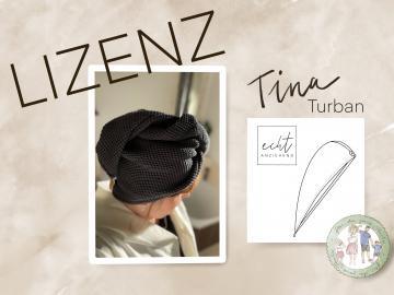 Tina Turban Lizenz