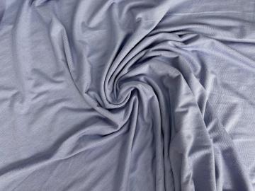 Tencel Modal Jersey hellblau/flieder