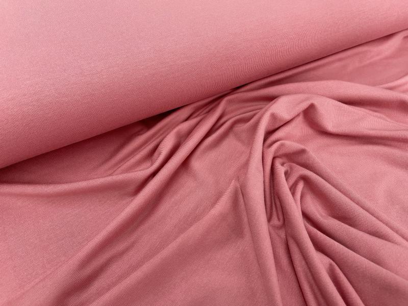 Tencel Modal Jersey kräftiges rosa