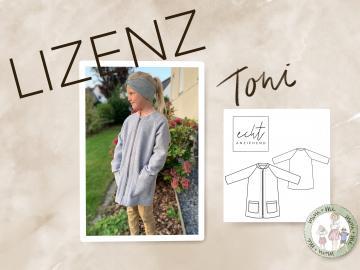 Toni Mini-Me Lizenz