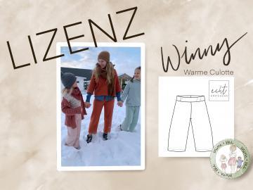 Winny Mini-Me Lizenz