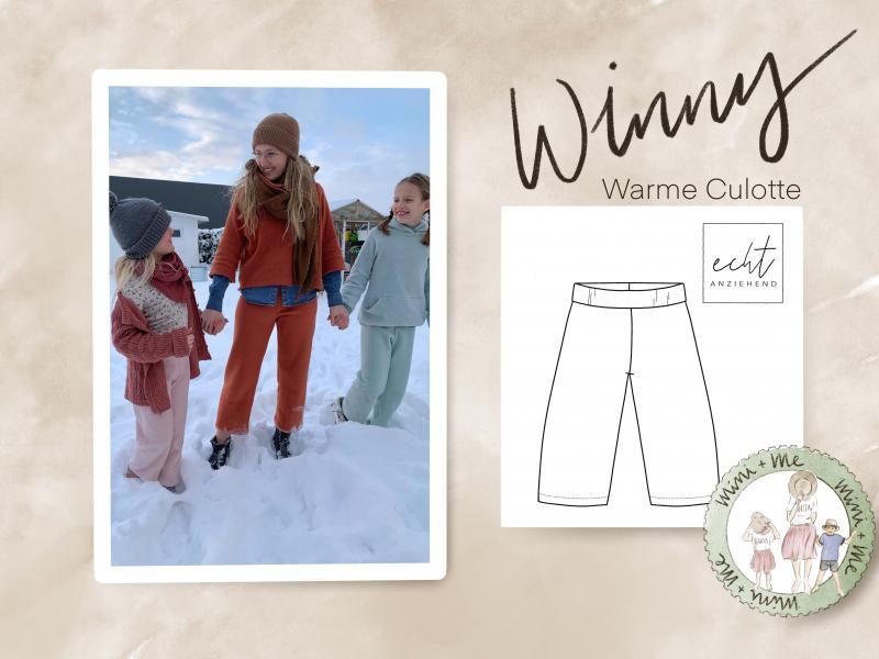 Winny warme Culotte